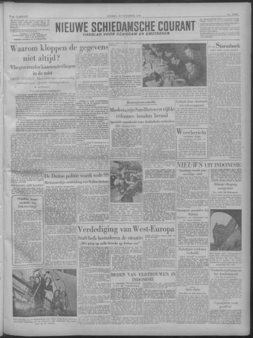 Nieuwe Schiedamsche Courant 1949-11-29
