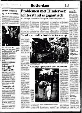 Rotterdamsch Nieuwsblad / Schiedamsche Courant / Rotterdams Dagblad / Waterweg / Algemeen Dagblad 1991-10-05
