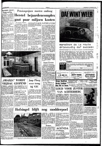 Trouw / De Rotterdammer 1969-08-27