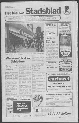 Het Nieuwe Stadsblad 1972-09-06