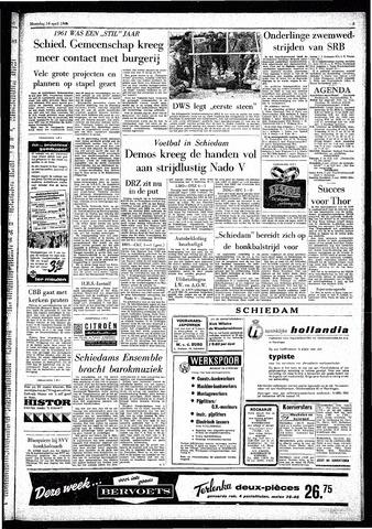 Rotterdamsch Parool / De Schiedammer 1962-04-16