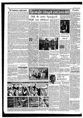 Rotterdamsch Parool / De Schiedammer 1957-06-04