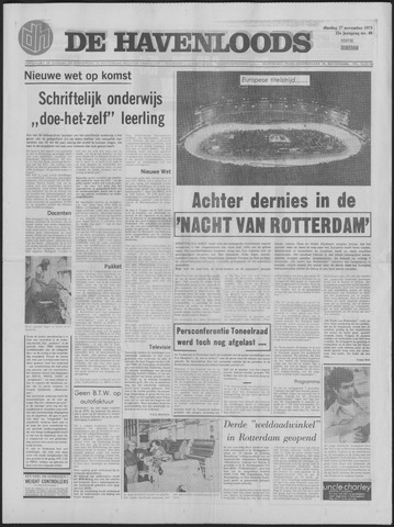 De Havenloods 1973-11-27