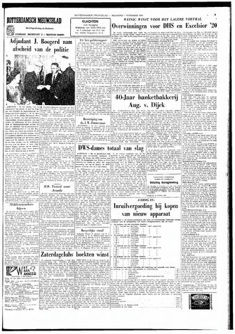 Rotterdamsch Nieuwsblad / Schiedamsche Courant / Rotterdams Dagblad / Waterweg / Algemeen Dagblad 1965-11-01