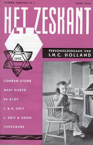 Het Zeskant 1953-03-01
