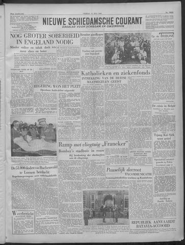 Nieuwe Schiedamsche Courant 1949-07-15