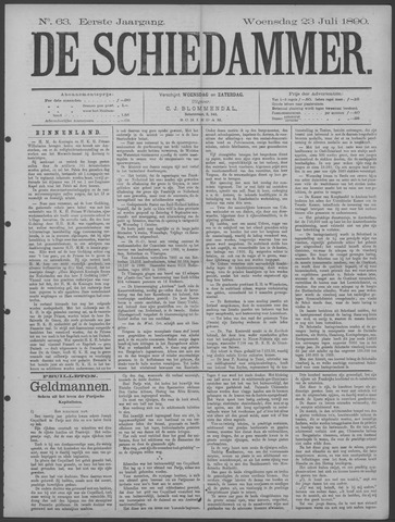 De Schiedammer 1890-07-23