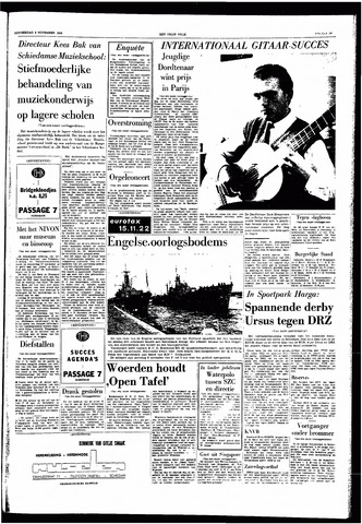 Het Vrije volk 1969-11-06