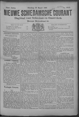 Nieuwe Schiedamsche Courant 1901-03-19