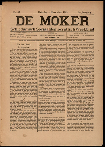 De Moker 1902-11-01