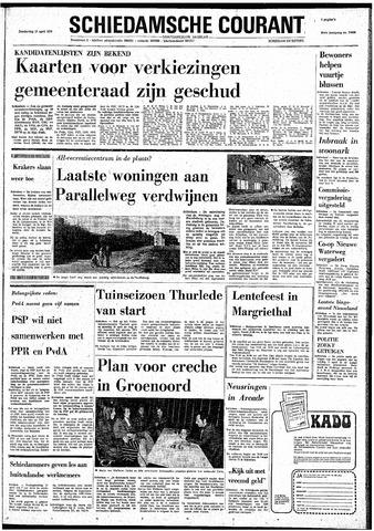 Rotterdamsch Nieuwsblad / Schiedamsche Courant / Rotterdams Dagblad / Waterweg / Algemeen Dagblad 1974-04-18