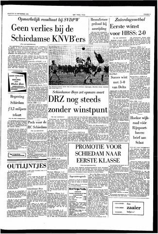 Het Vrije volk 1969-09-22