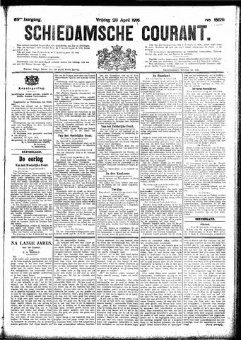 Schiedamsche Courant 1916-04-28