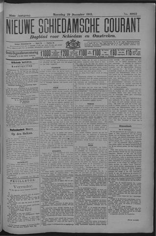 Nieuwe Schiedamsche Courant 1913-12-29