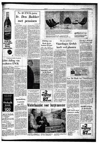 Trouw / De Rotterdammer 1969-10-09