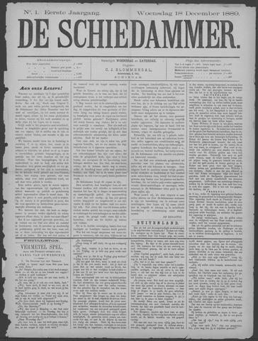 De Schiedammer 1889