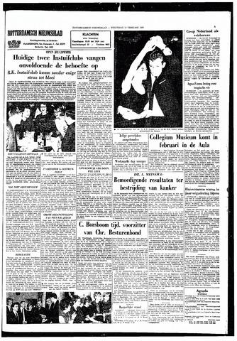 Rotterdamsch Nieuwsblad / Schiedamsche Courant / Rotterdams Dagblad / Waterweg / Algemeen Dagblad 1965-02-10