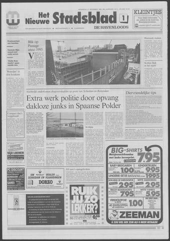 Het Nieuwe Stadsblad 1994-12-21