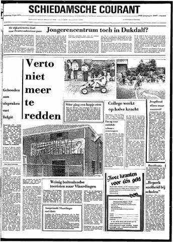 Rotterdamsch Nieuwsblad / Schiedamsche Courant / Rotterdams Dagblad / Waterweg / Algemeen Dagblad 1979-07-19