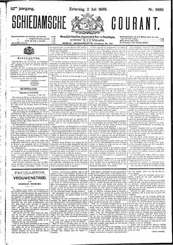 Schiedamsche Courant 1898-07-02