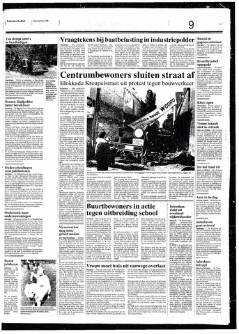 Rotterdamsch Nieuwsblad / Schiedamsche Courant / Rotterdams Dagblad / Waterweg / Algemeen Dagblad 1993-07-12