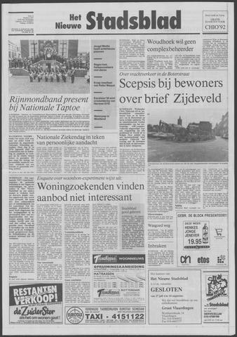 Het Nieuwe Stadsblad 1992-08-14