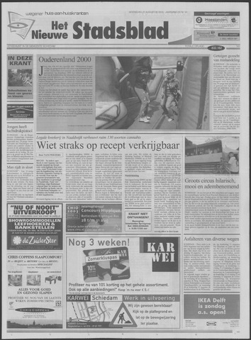 Het Nieuwe Stadsblad 2003-08-20
