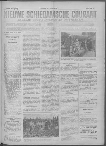Nieuwe Schiedamsche Courant 1929-07-30