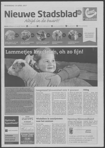 Het Nieuwe Stadsblad 2017-04-19