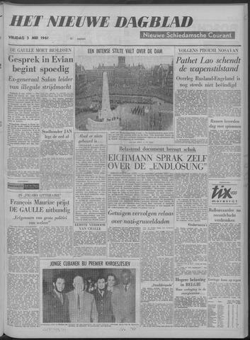 Nieuwe Schiedamsche Courant 1961-05-05