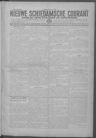 Nieuwe Schiedamsche Courant 1925-01-06