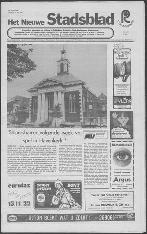 Het Nieuwe Stadsblad 1972-07-28