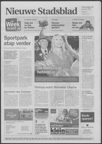 Het Nieuwe Stadsblad 2011-01-19