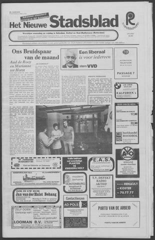 Het Nieuwe Stadsblad 1974-05-08
