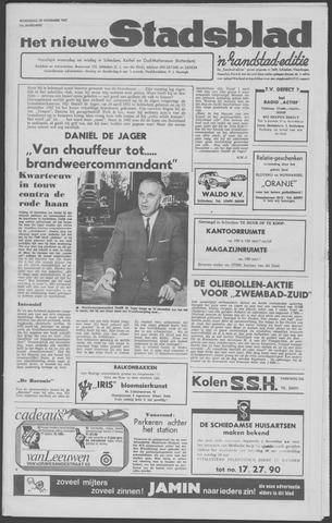 Het Nieuwe Stadsblad 1967-11-29