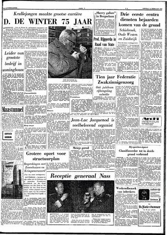 Trouw / De Rotterdammer 1967-02-14