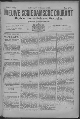 Nieuwe Schiedamsche Courant 1897-02-06