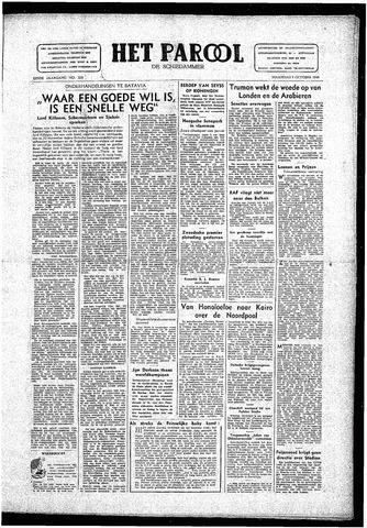 Rotterdamsch Parool / De Schiedammer 1946-10-07