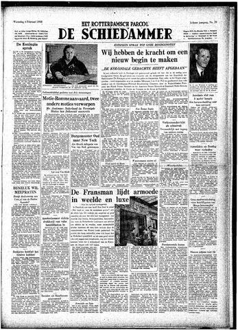 Rotterdamsch Parool / De Schiedammer 1948-02-04