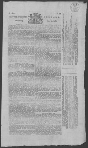 Rotterdamse Courant 1823-07-24