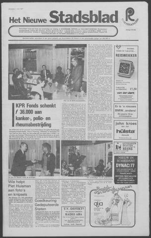 Het Nieuwe Stadsblad 1977-07-01