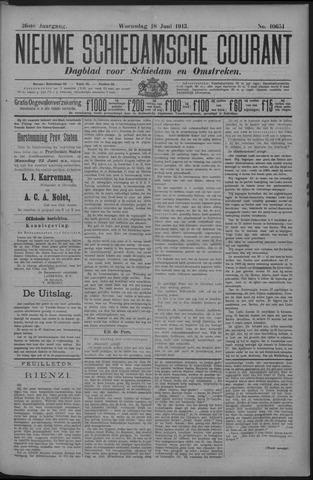 Nieuwe Schiedamsche Courant 1913-06-18