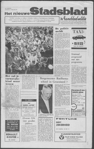 Het Nieuwe Stadsblad 1970-02-11