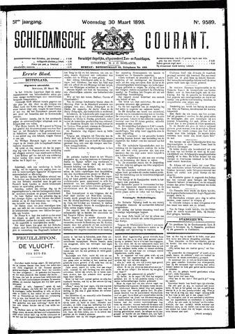 Schiedamsche Courant 1898-03-30