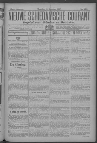 Nieuwe Schiedamsche Courant 1917-12-10