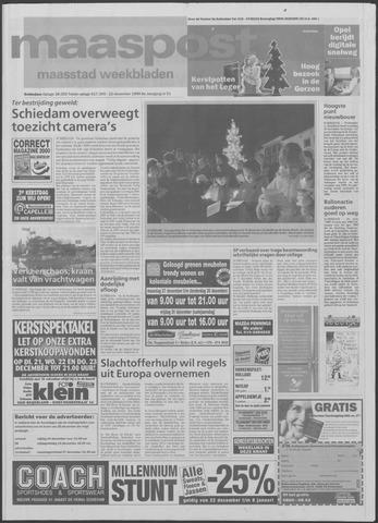 Maaspost / Maasstad / Maasstad Pers 1999-12-22