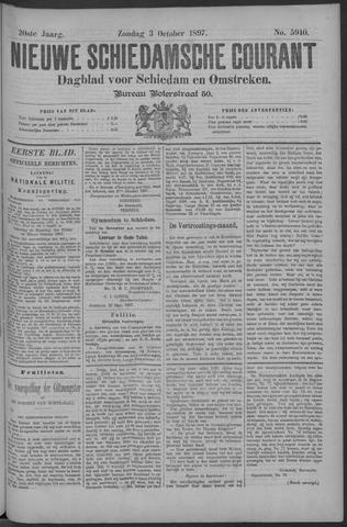 Nieuwe Schiedamsche Courant 1897-10-03