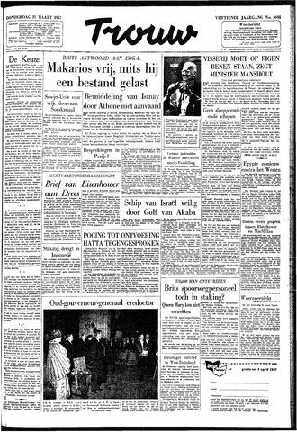 Trouw / De Rotterdammer 1957-03-21
