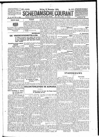 Schiedamsche Courant 1935-12-13