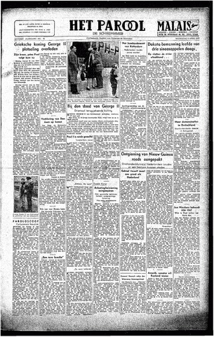 Rotterdamsch Parool / De Schiedammer 1947-04-02